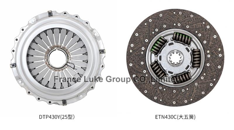 DTP430Y(25型)+ETN430C(大五簧)