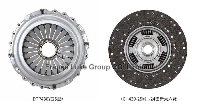 DTP430Y(25型)+(CH430-25)-24齿新大六簧